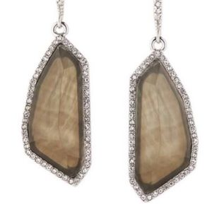 Into the woods drop earrings